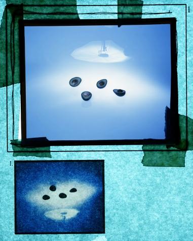 Schuyler Duffy: rhythm I, c-print, 4x5 ft., 2012.