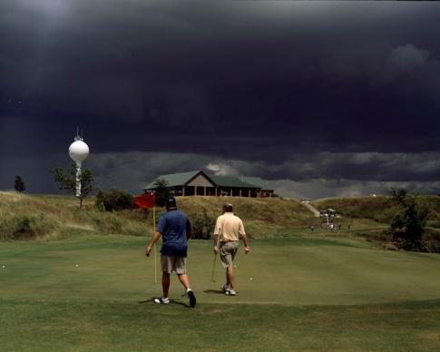 Summer Storm - Cedar Hill, Texas .June 2012 by Andrew Williams