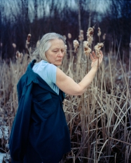 Sarah Pfohl: Mother and Cattails