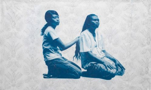 Mintion & Budi Agung Kuswara: The Wax on Our Fingers