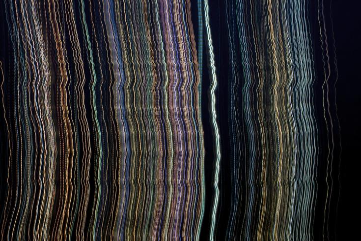 Steve Beloravich: Light paintings