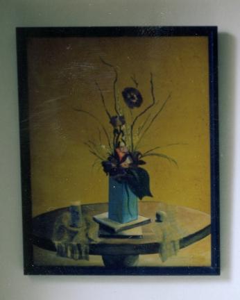 Matthew Shrier: David, A Muse & Restriction