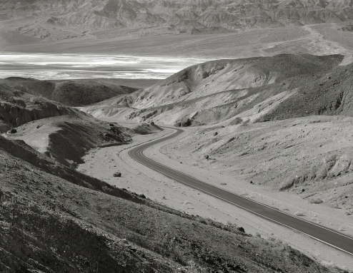 Artist Drive, Death Valley - Laura Campbell