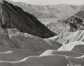 Golden Canyon, Death Valley - Laura Campbell