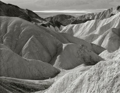 On The Mesa, Death Valley - Laura Campbell