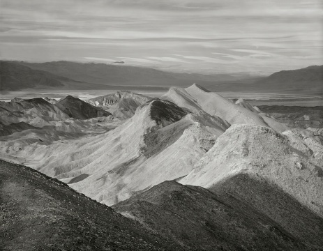 Thinker's Ridge, Death Valley - Laura Campbell