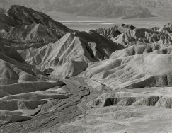 Zabriskie's Gower Gulch, Death Valley - Laura Campbell