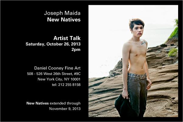 Joseph Maida New Natives