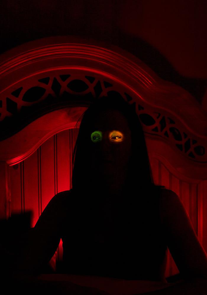 "Michael Marcelle: ""Vanessa's Eyes"""