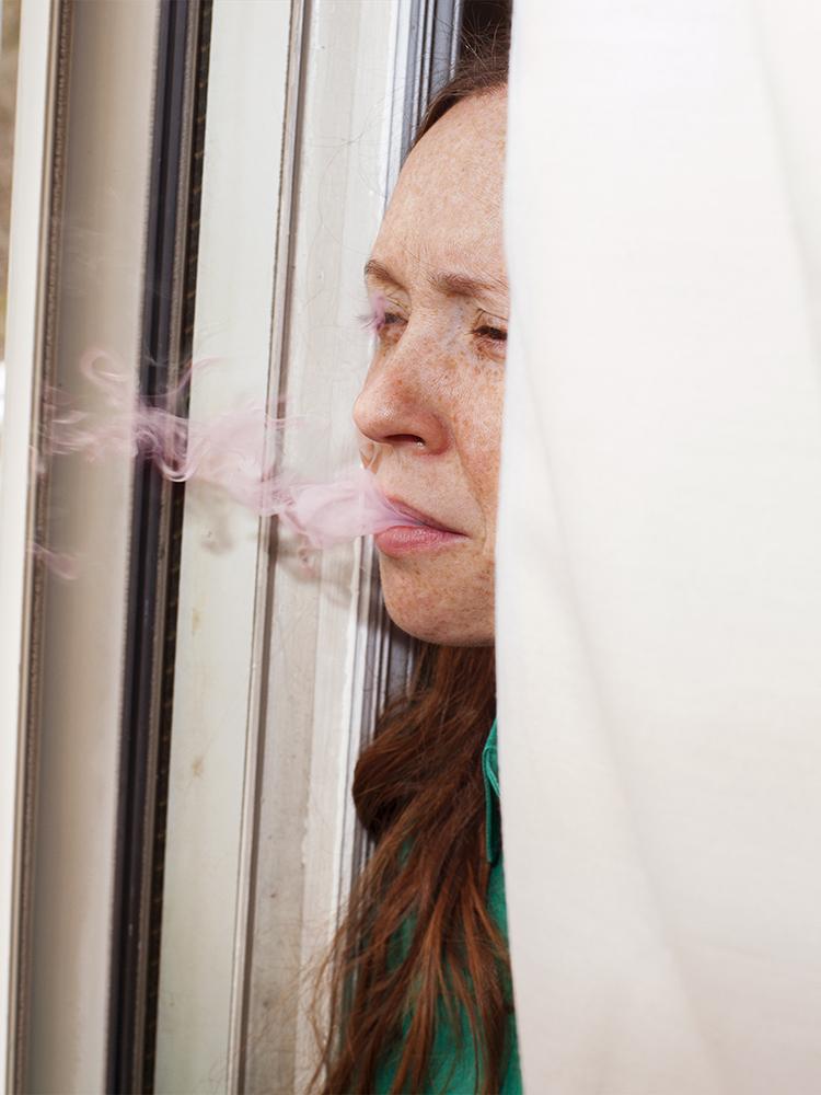 "Michael Marcelle: ""Sister Smoke"""