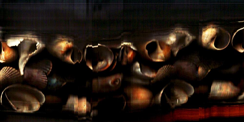 "Michael Marcelle: ""Shell Jar Scan"""