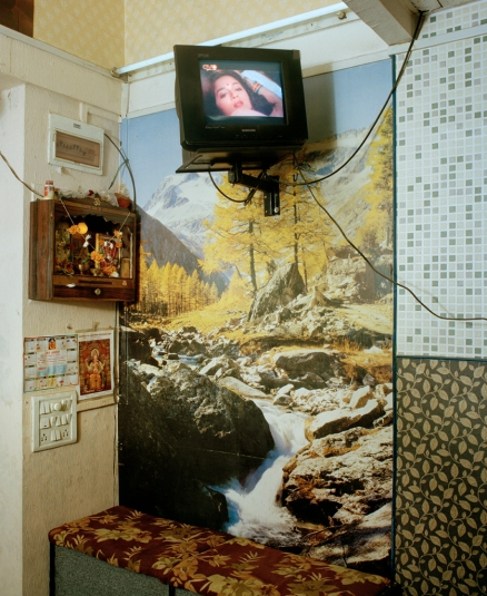 Max Pinckers, Temple of Desire, from the series The Fourth Wall (2012)