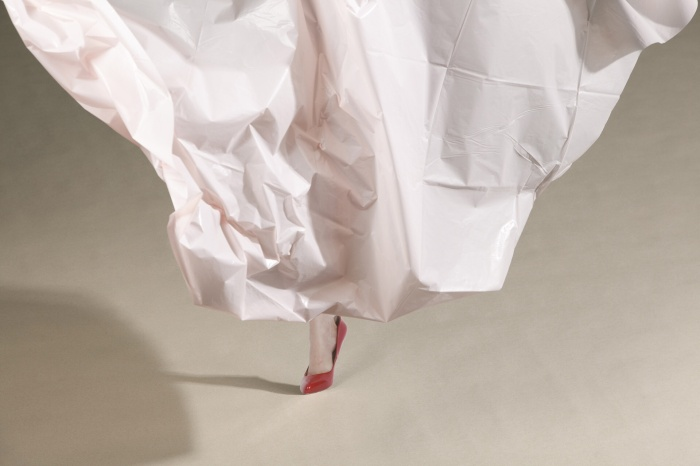 Lisa Fairstein, Heel, 2012. From the series Ultra-Static.
