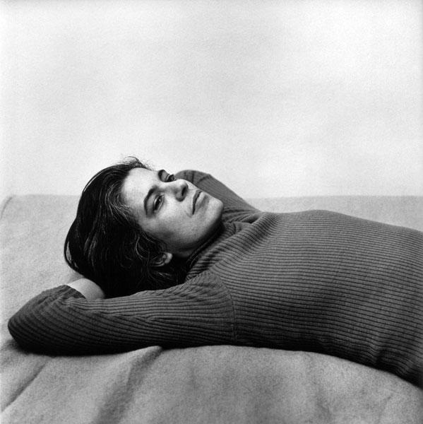 Peter Hujar, Susan Sontag, 1975.