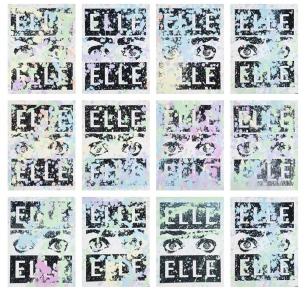 ELLE - courtesy of Folioleaf NY